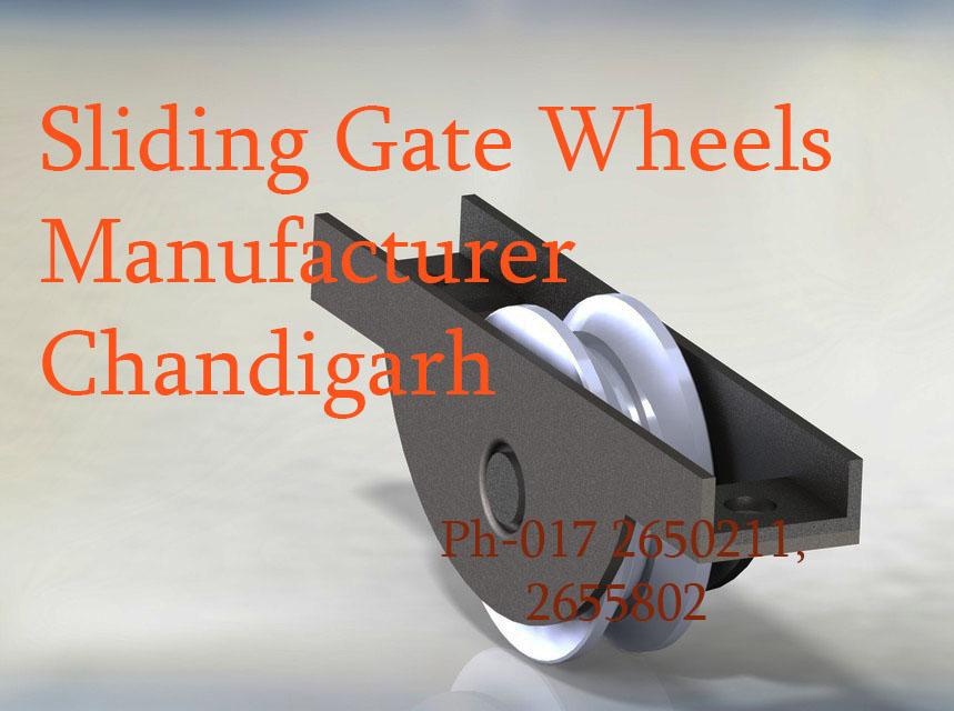 Sliding Gate Wheels Manufacturer Chandigarh