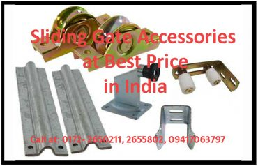 Sliding Gate Accessories at Best Price India