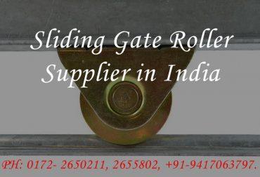 Sliding Gate Roller Supplier India