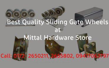 Best Quality Sliding Gate Wheels India